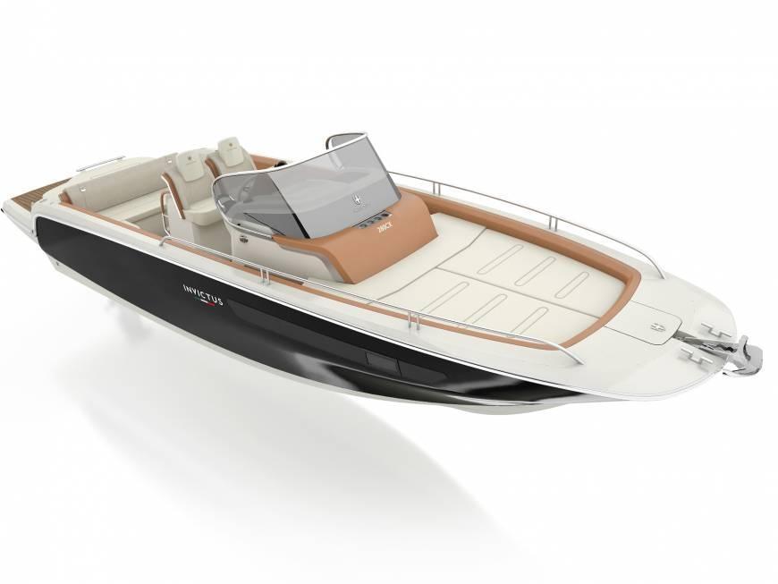 Invictus 280 CX sportboot 9