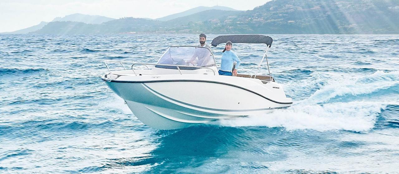 Quicksilver 605 sundeck 2