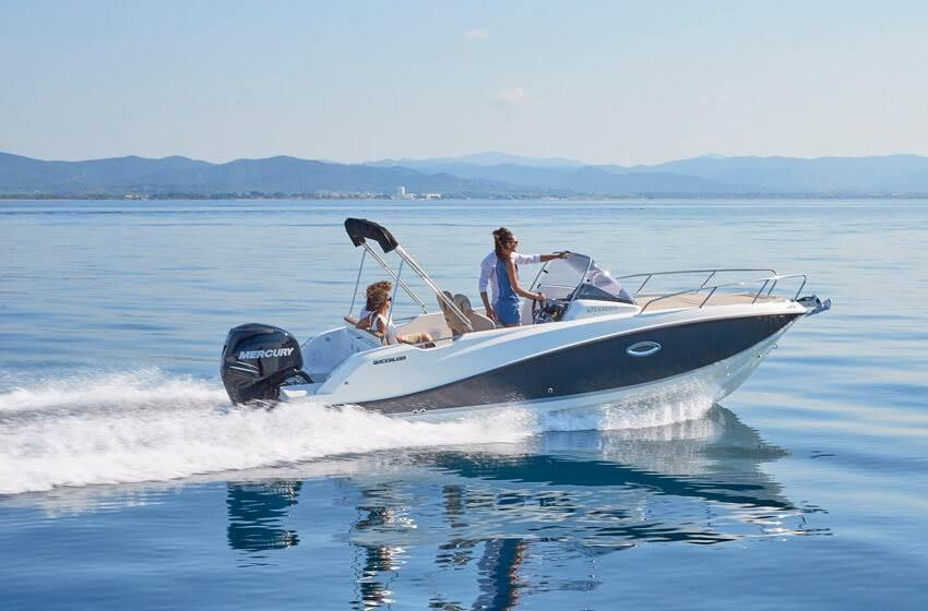 Quicksilver 675 sundeck 3