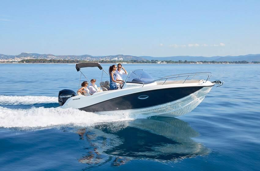 Quicksilver 675 sundeck 7
