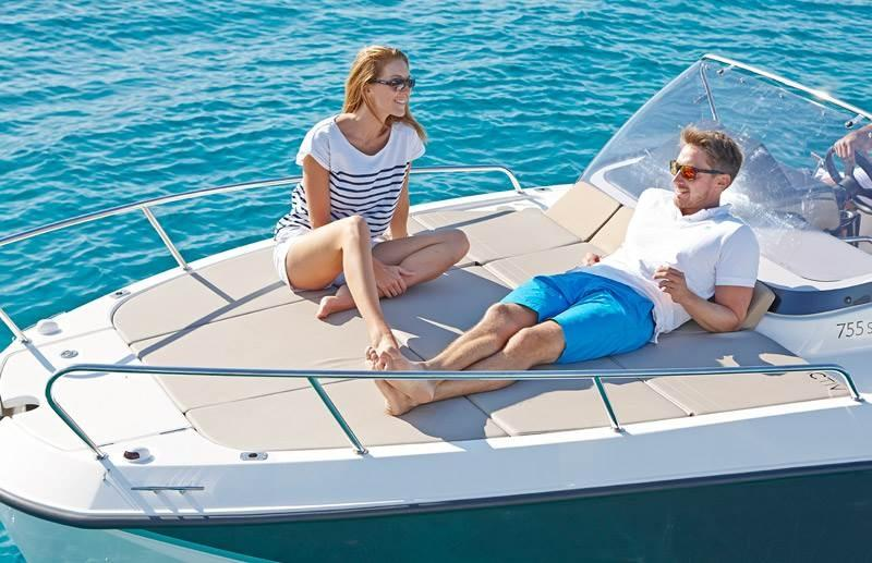 Quicksilver 755 sundeck 2