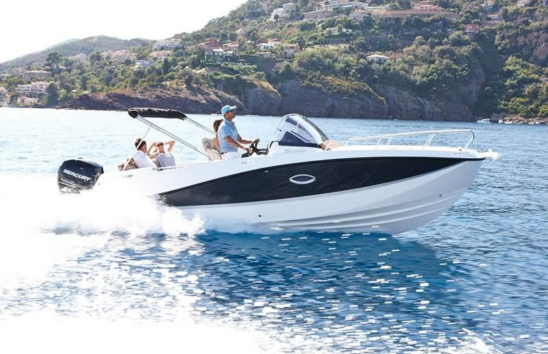 Quicksilver 755 sundeck 9