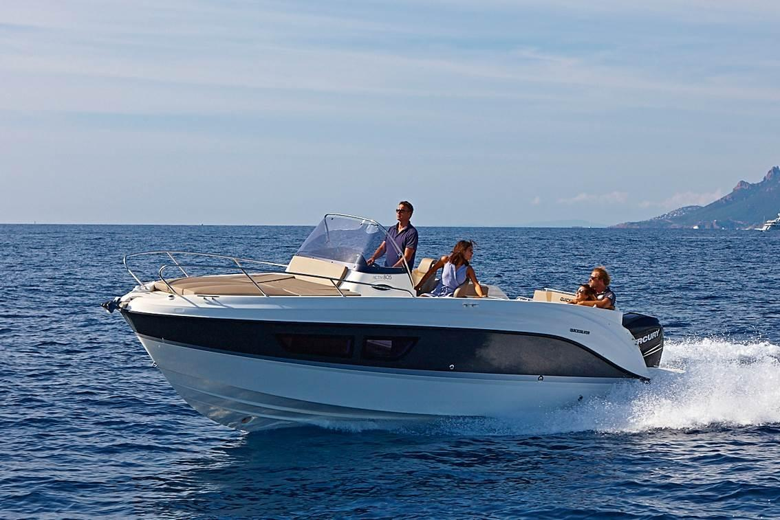 Quicksilver 805 sundeck 11