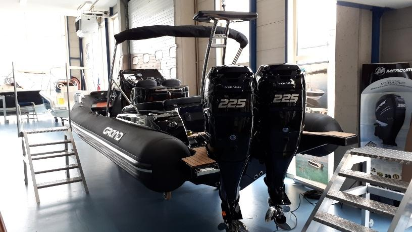 Ruim aanbod Brig en Grand rubberboten! 5