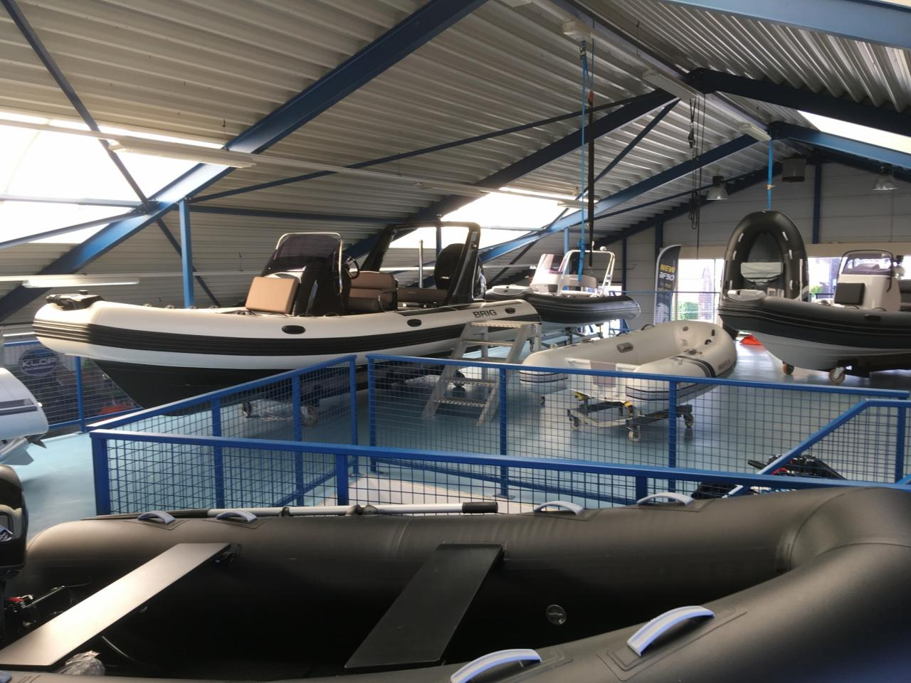 Ruim aanbod Brig en Grand rubberboten! 1