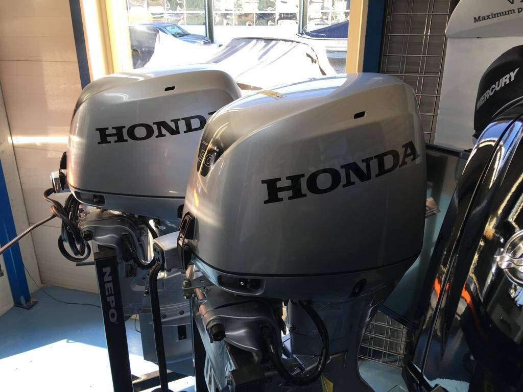 Honda buitenboordmotoren 2