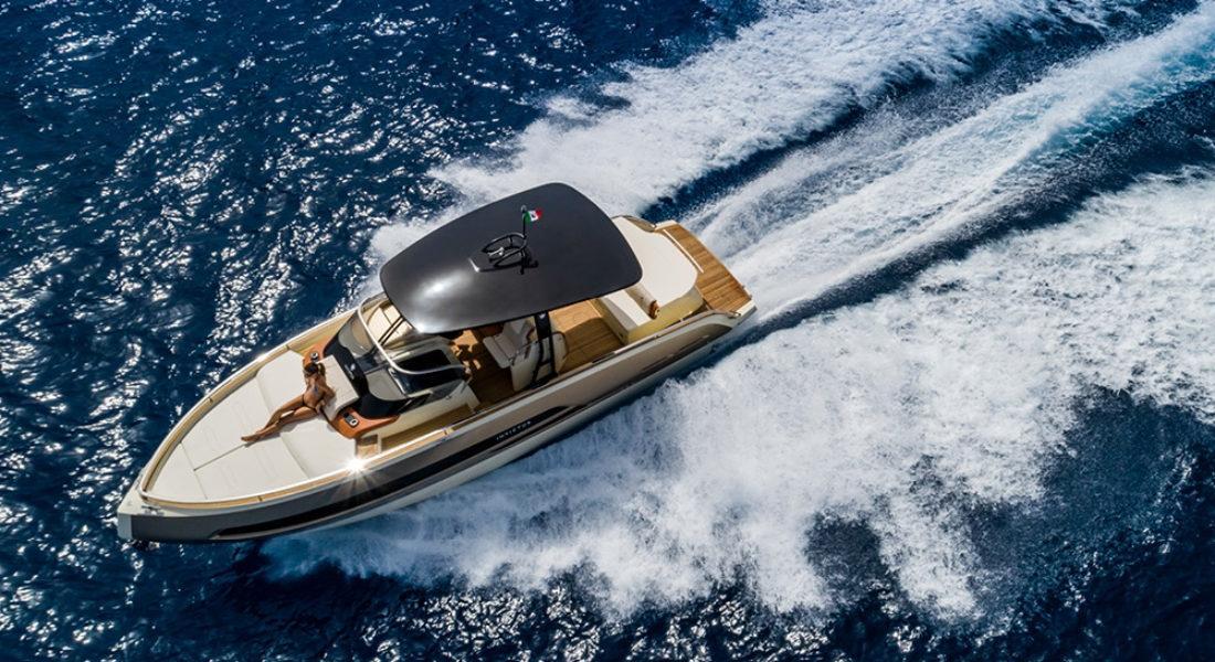 Invictus 320 GT sportboot 4