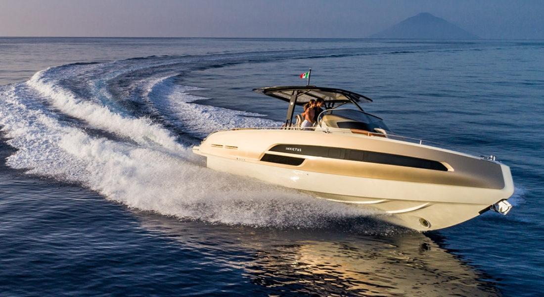 Invictus 320 GT sportboot 1
