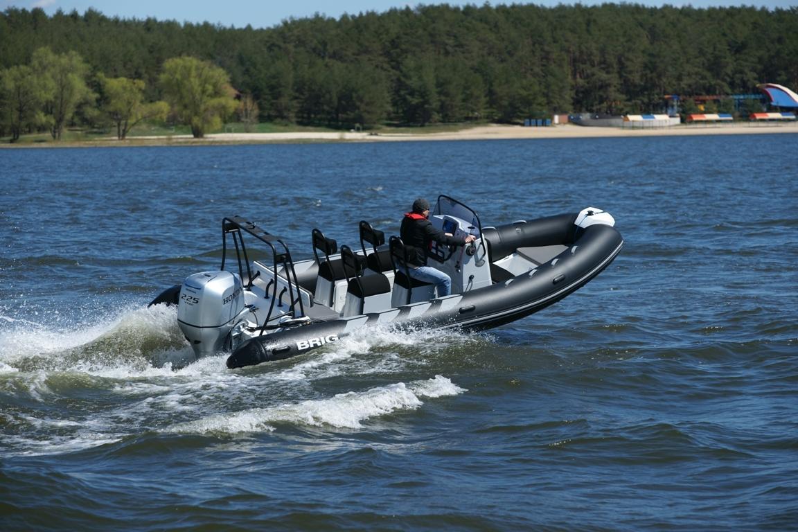 Brig 610 navigator rib 1