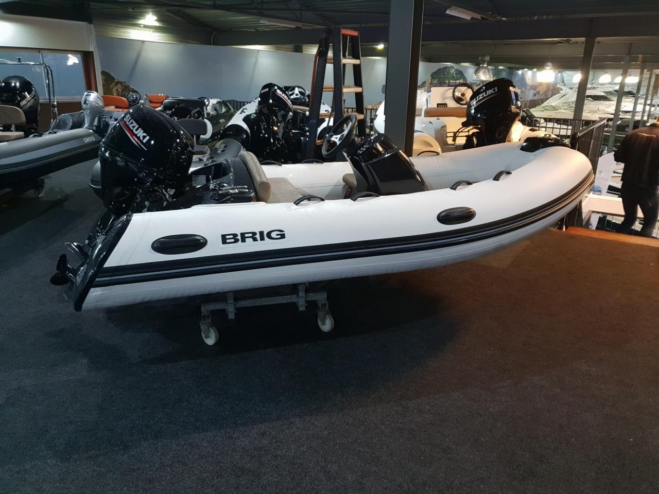 Brig Eagle 340 rib met Suzuki 30 pk 1