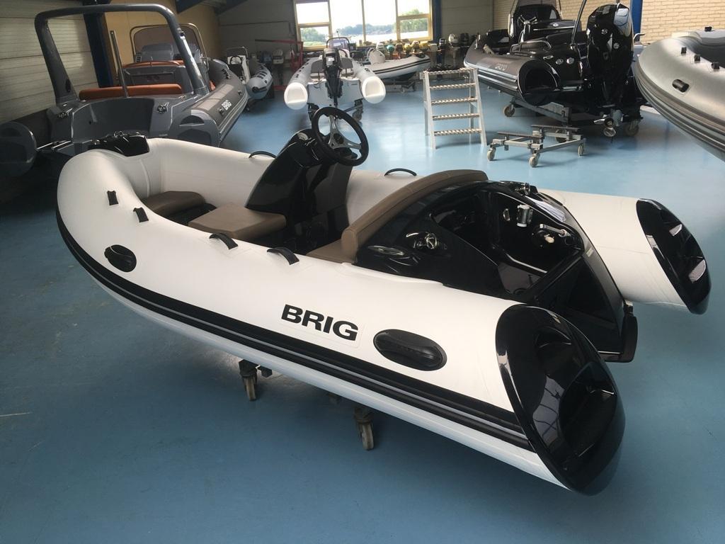 Brig Eagle 340 rib met Mercury 25 pk 3