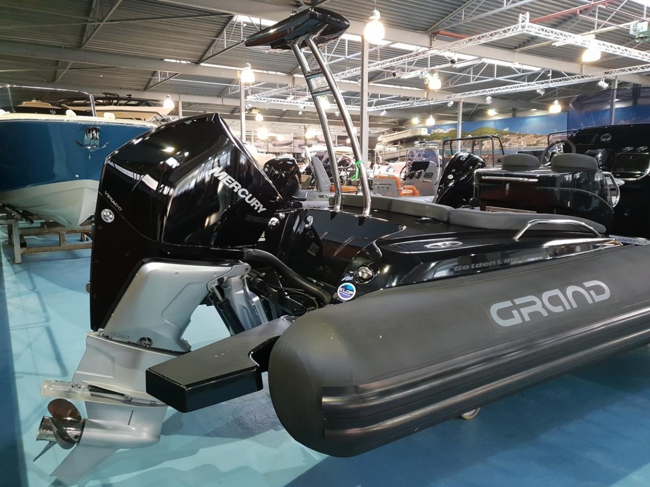 Grand G850 Golden Line rib met Mercury Verado 300 pk 3