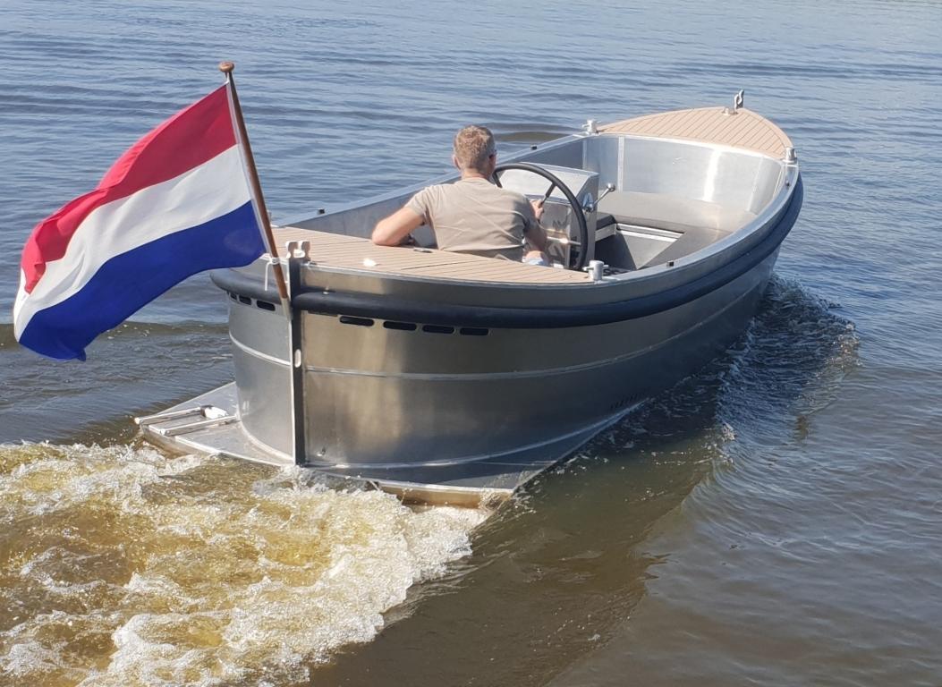 VanVossen Sloep 550 9