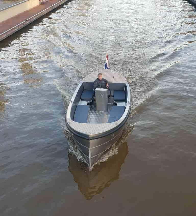 VanVossen Sloep 650 10