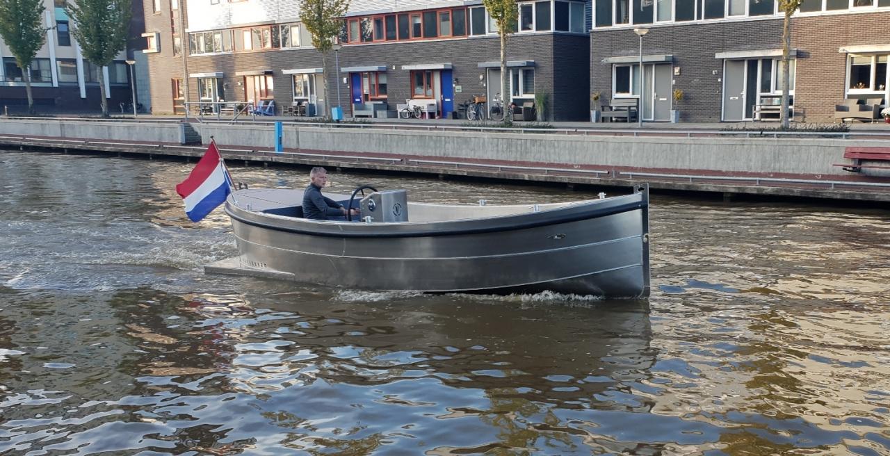 VanVossen Sloep 650 1