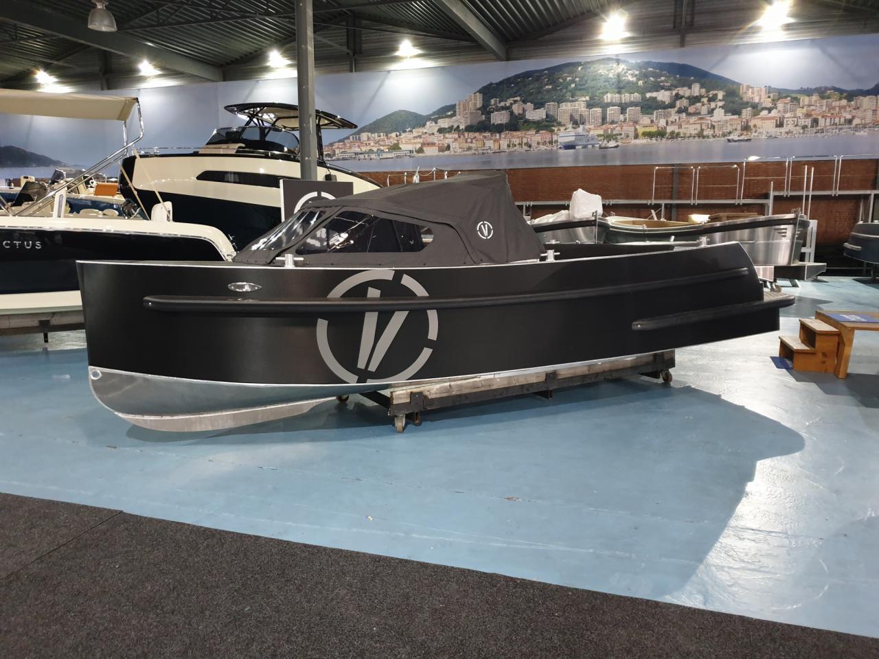 Van Vossen Tender 595 met Honda 40 pk - levering 2022 1