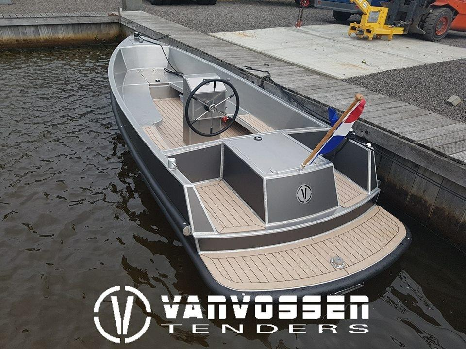 VanVossen Tender 595 aluminium  3