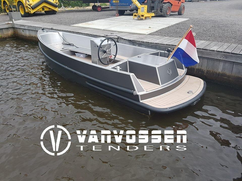 VanVossen Tender 595 aluminium  2