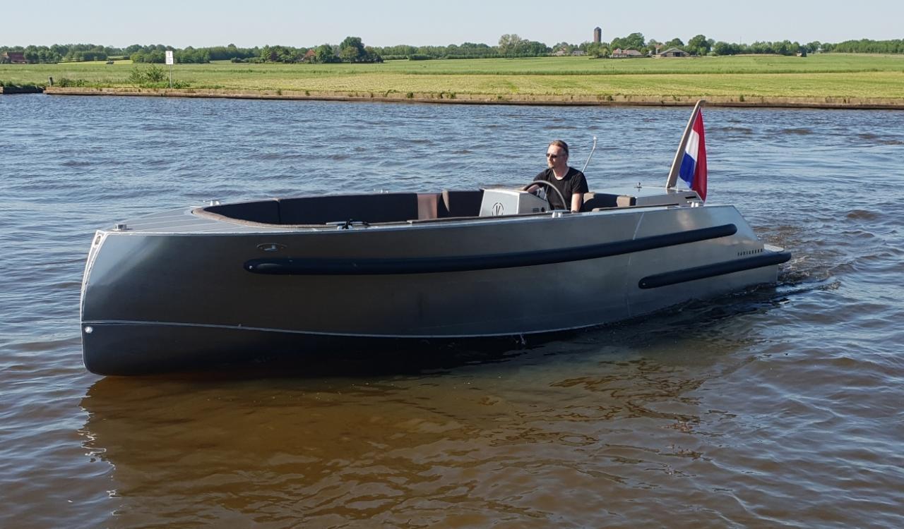 VanVossen Tender 700 aluminium 13