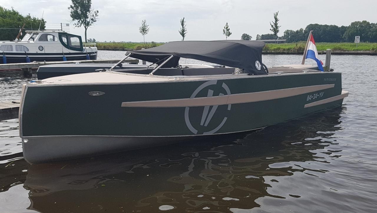 VanVossen Tender 777 aluminium 27