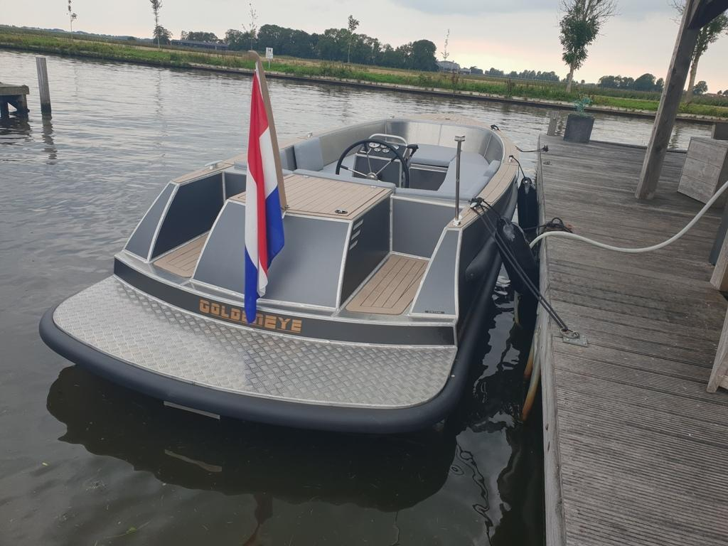 VanVossen Tender 777 aluminium 5