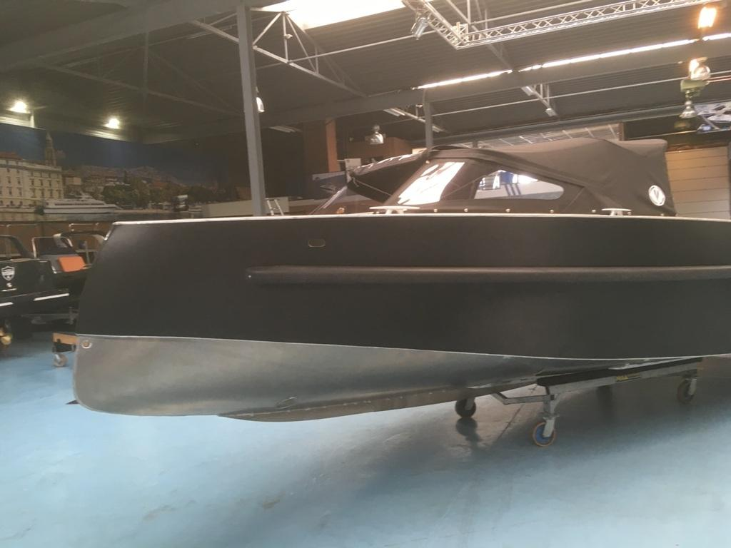 VanVossen Tender 888 sport met Honda 150 pk motor full options! 6