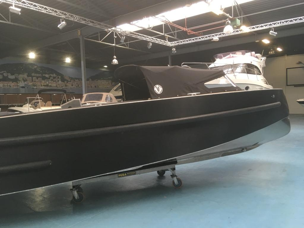 VanVossen Tender 888 sport met Honda 150 pk motor full options! 10