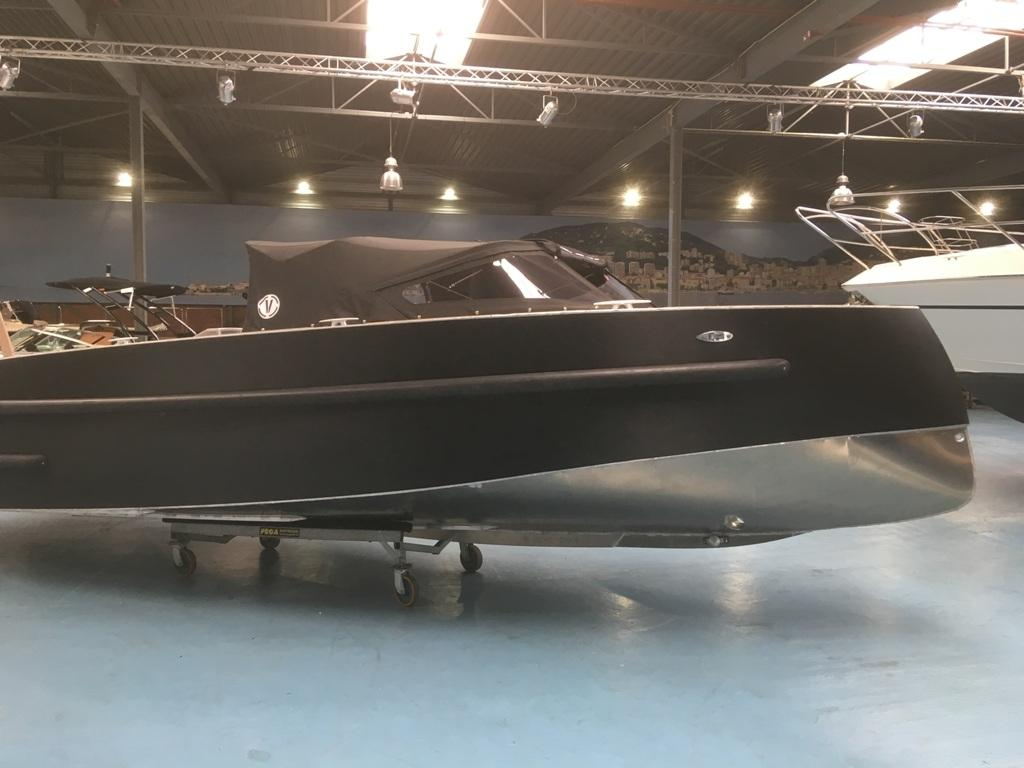 VanVossen Tender 888 sport met Honda 150 pk motor full options! 12