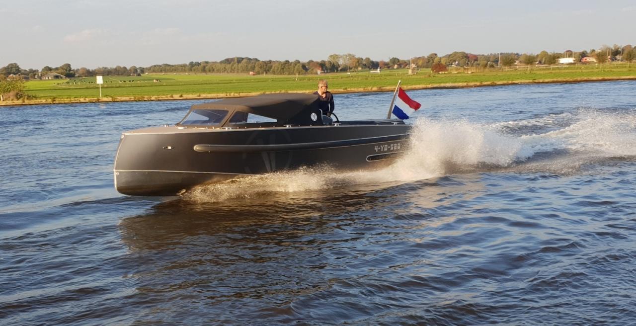 VanVossen Tender 888 aluminium 13