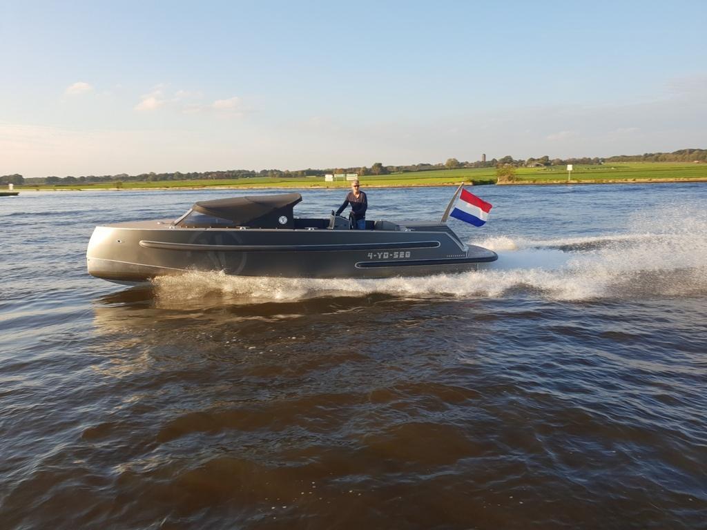 VanVossen Tender 888 aluminium 16