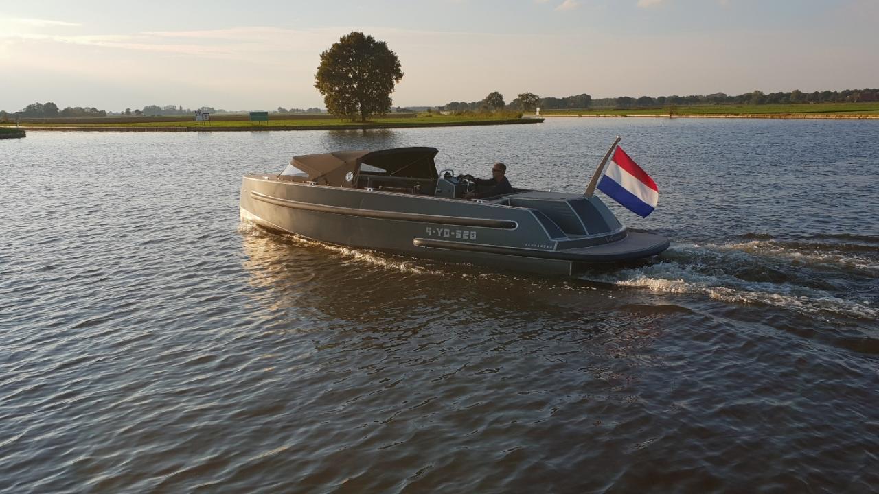VanVossen Tender 888 aluminium 3