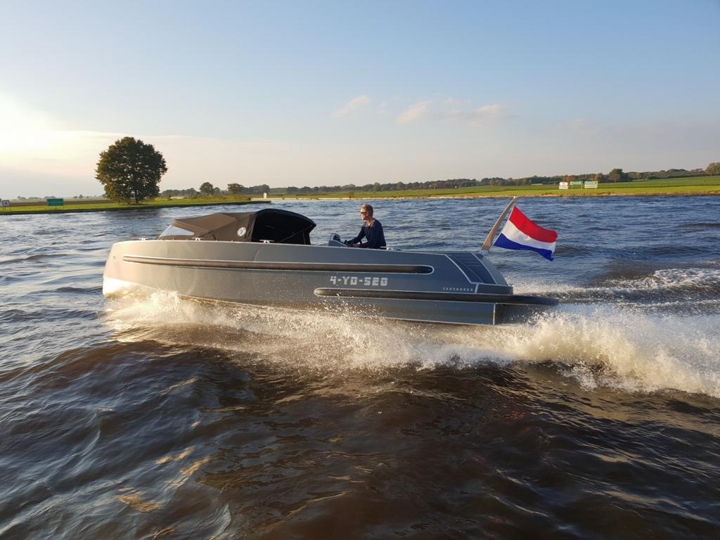 VanVossen Tender 888 aluminium 8