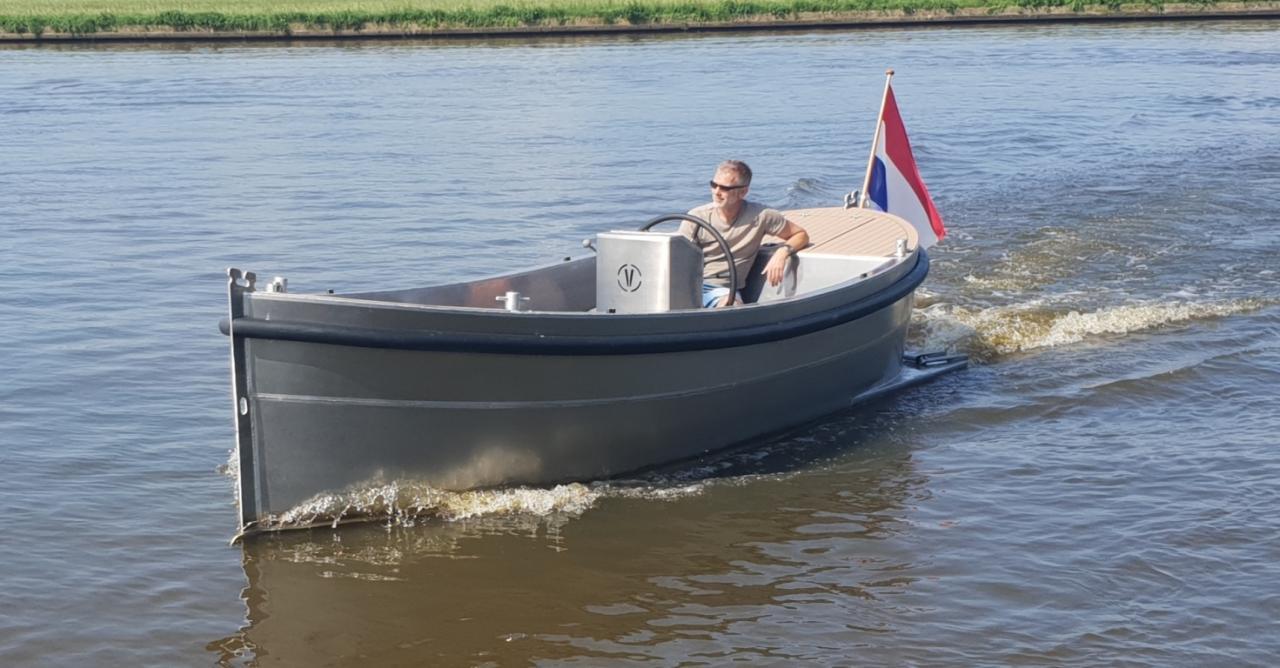 VanVossen Sloep 550 aluminium 10