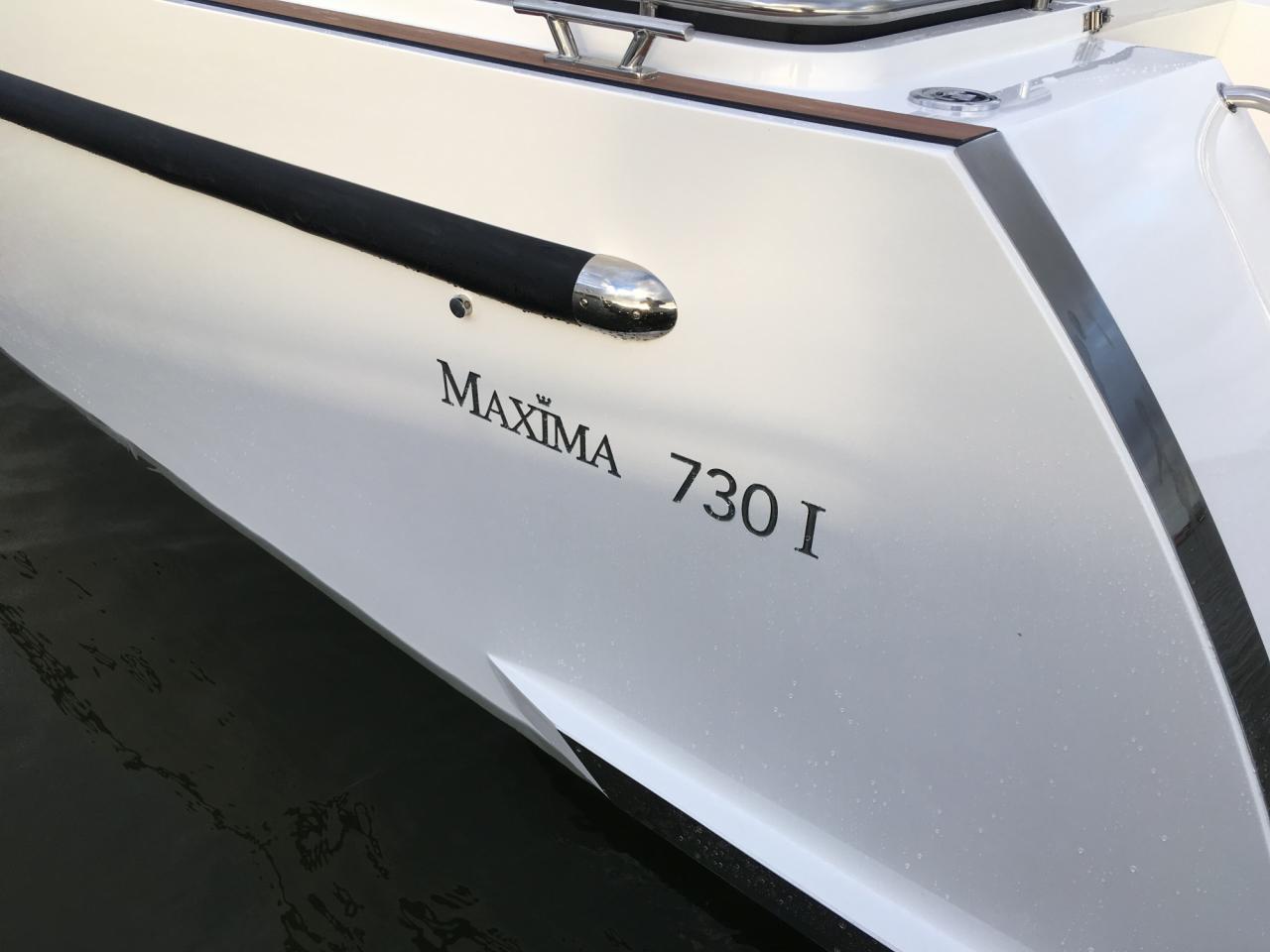 Maxima 730i 21
