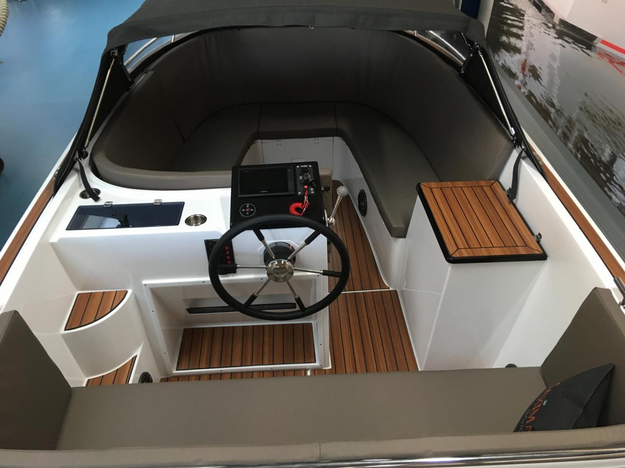 Maxima 620 Retro met Honda 60 pk DEMO AANBIEDING 3
