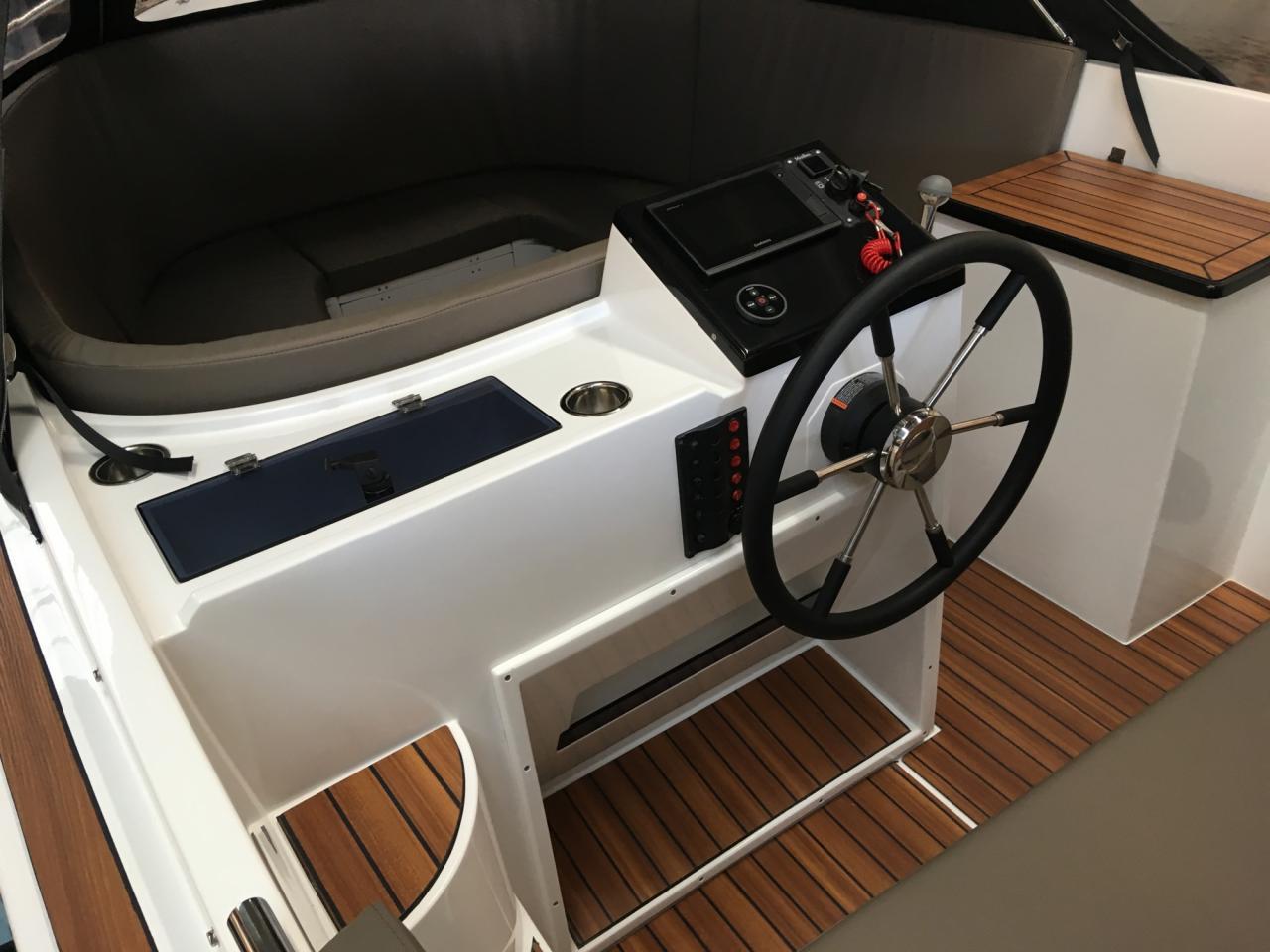 Maxima 620 Retro met Honda 60 pk DEMO AANBIEDING 21