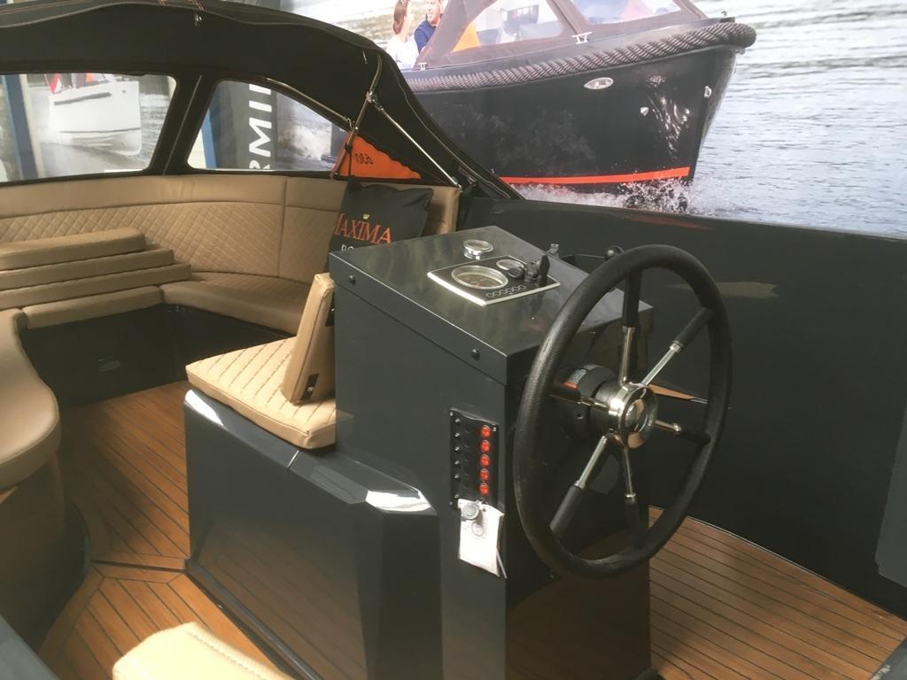 Maxima 630i met Vetus 33 pk DIRECT VAARKLAAR! 6