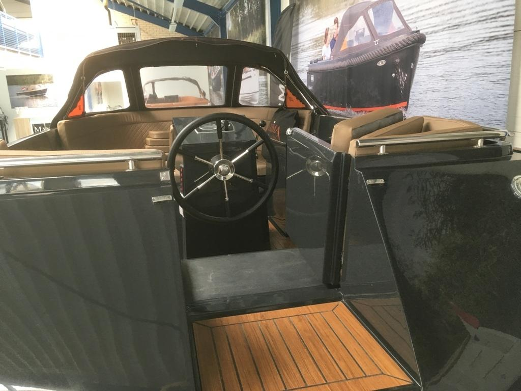 Maxima 630i met Vetus 33 pk DIRECT VAARKLAAR! 7