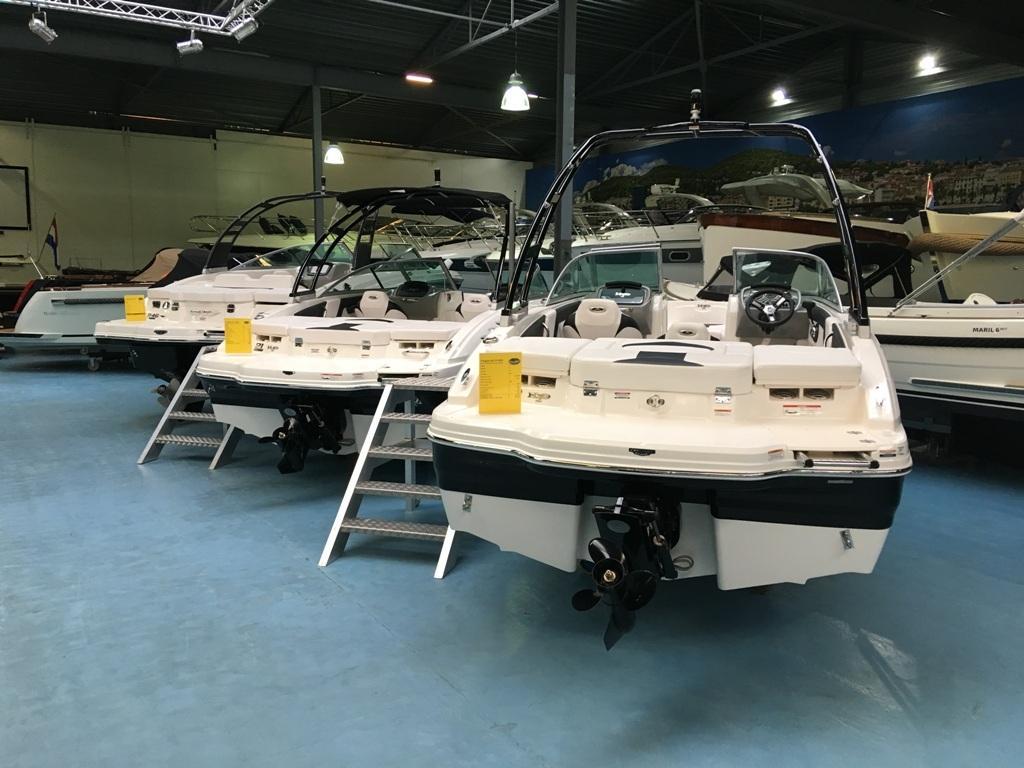 Chaparral sportboten bij Klop Watersport op voorraad! 2