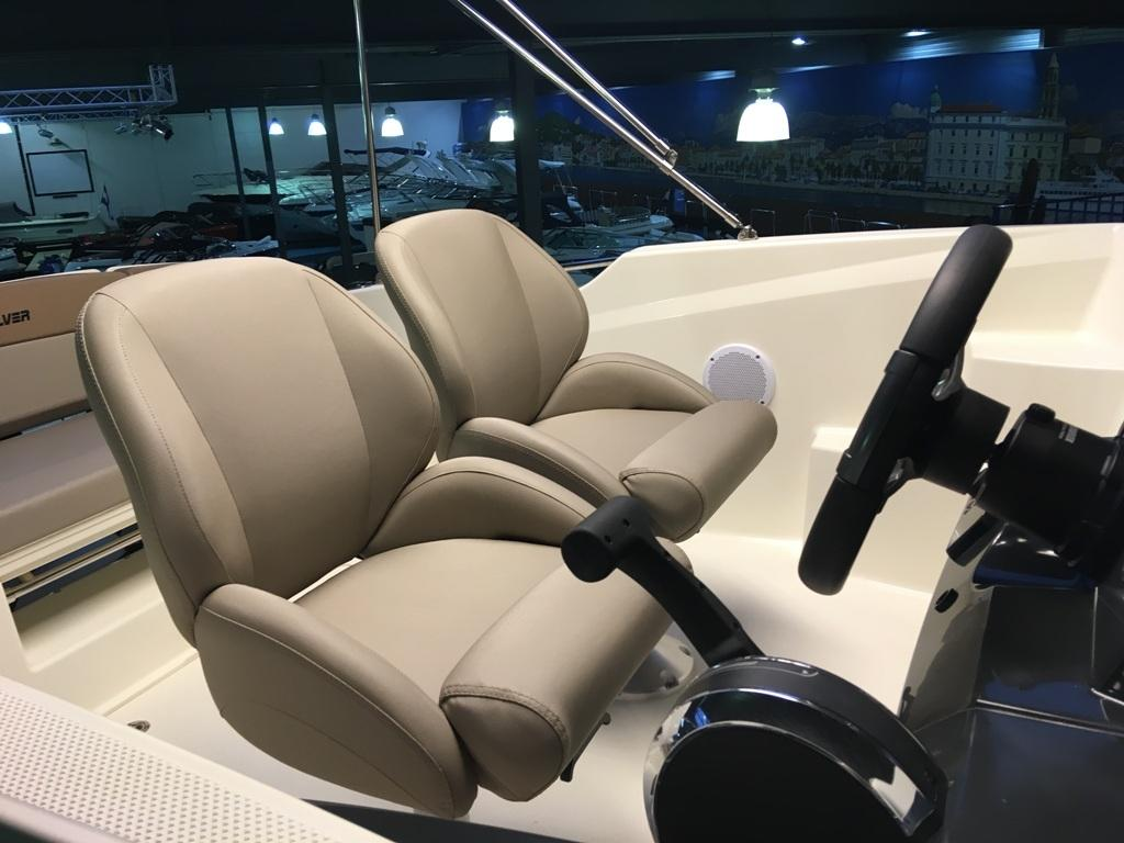 Quicksilver 555 activ cabin met Mercury 100 pk 5
