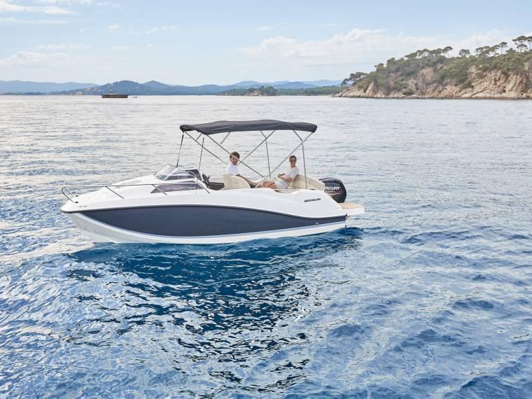 Quicksilver 555 activ cabin met Mercury 100 pk 13