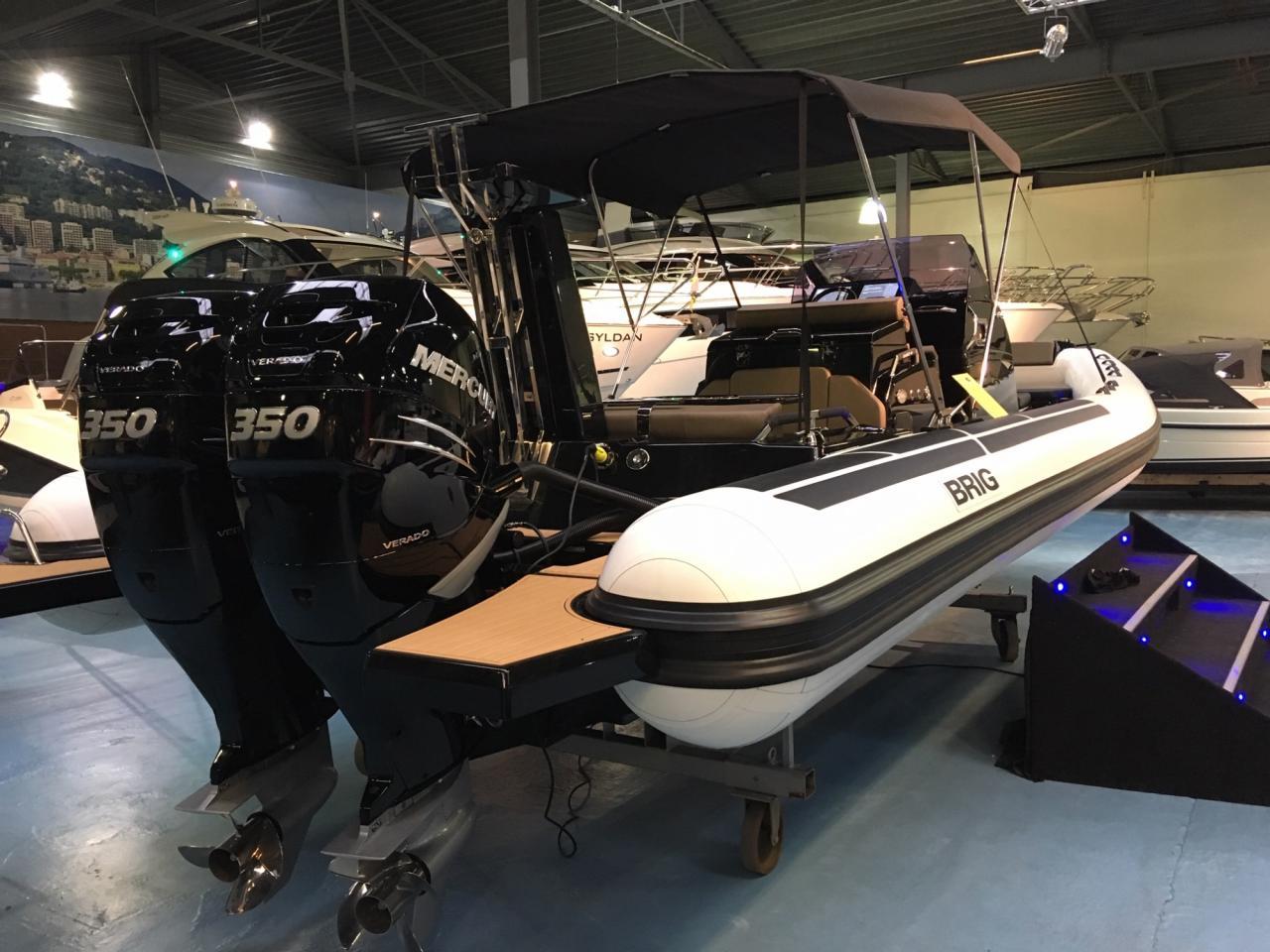 Luxe Brig Eagle 10 rib met 2x Mercury Verado 350 pk! 5