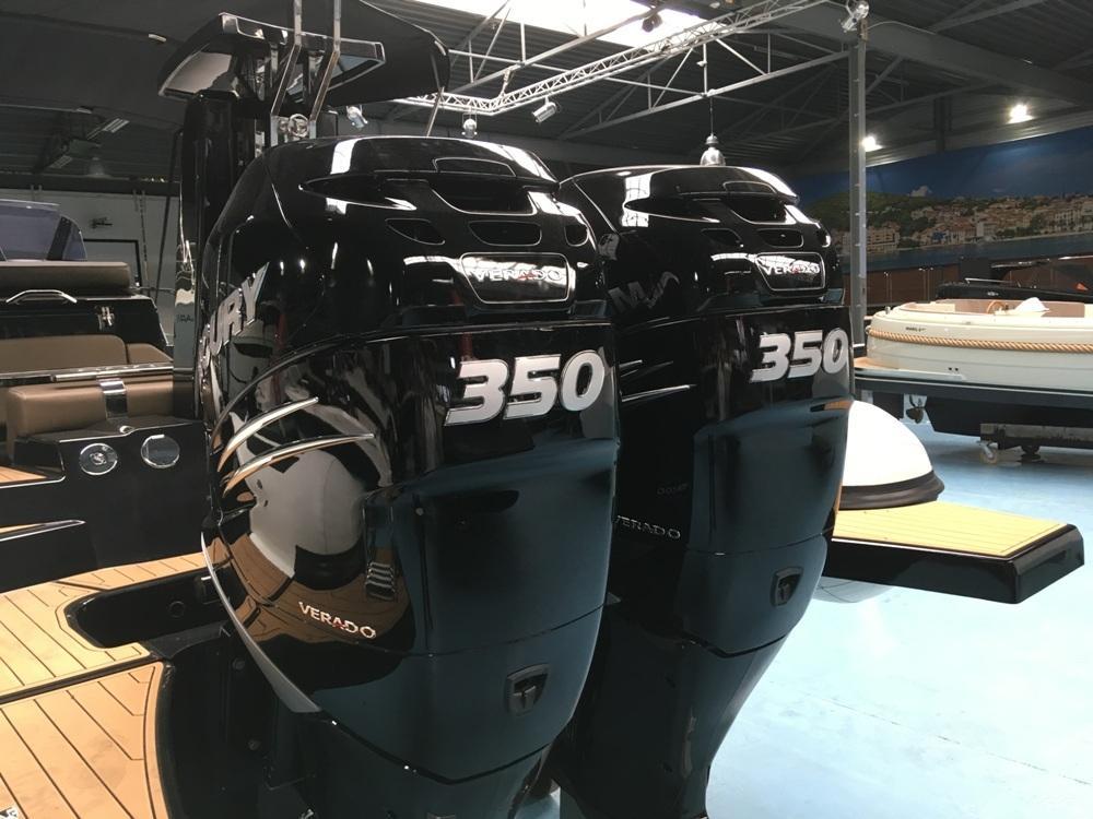 Brig Eagle 10 rib met 2x Mercury Verado 350 pk! 6