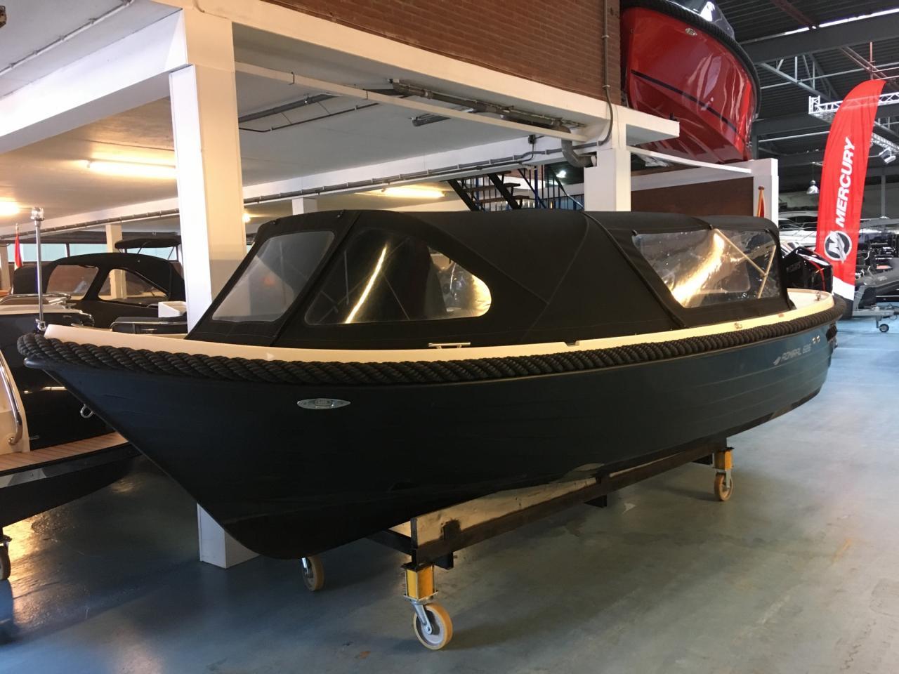 Admiral 625 met Mercury 20 pk en vele opties! 5
