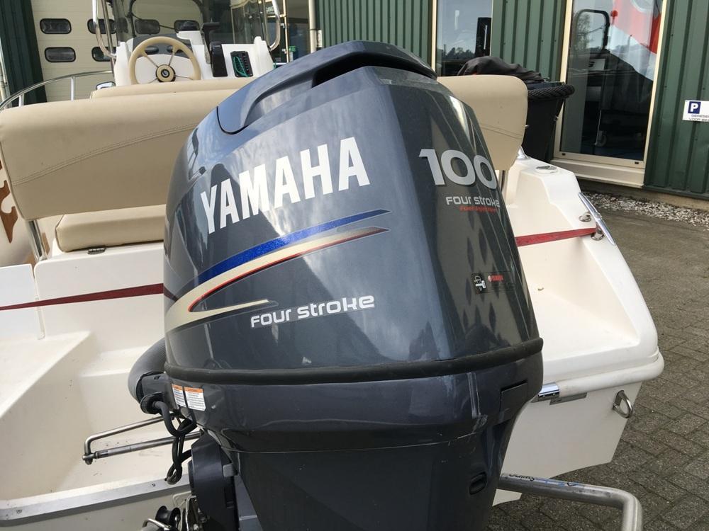 Capelli 19 open met Yamaha 100 pk  7