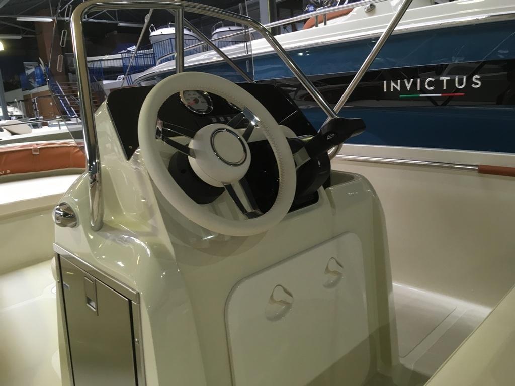Invictus 190 fx console met Mercury 100 pk ZOMERAANBIEDING! 6