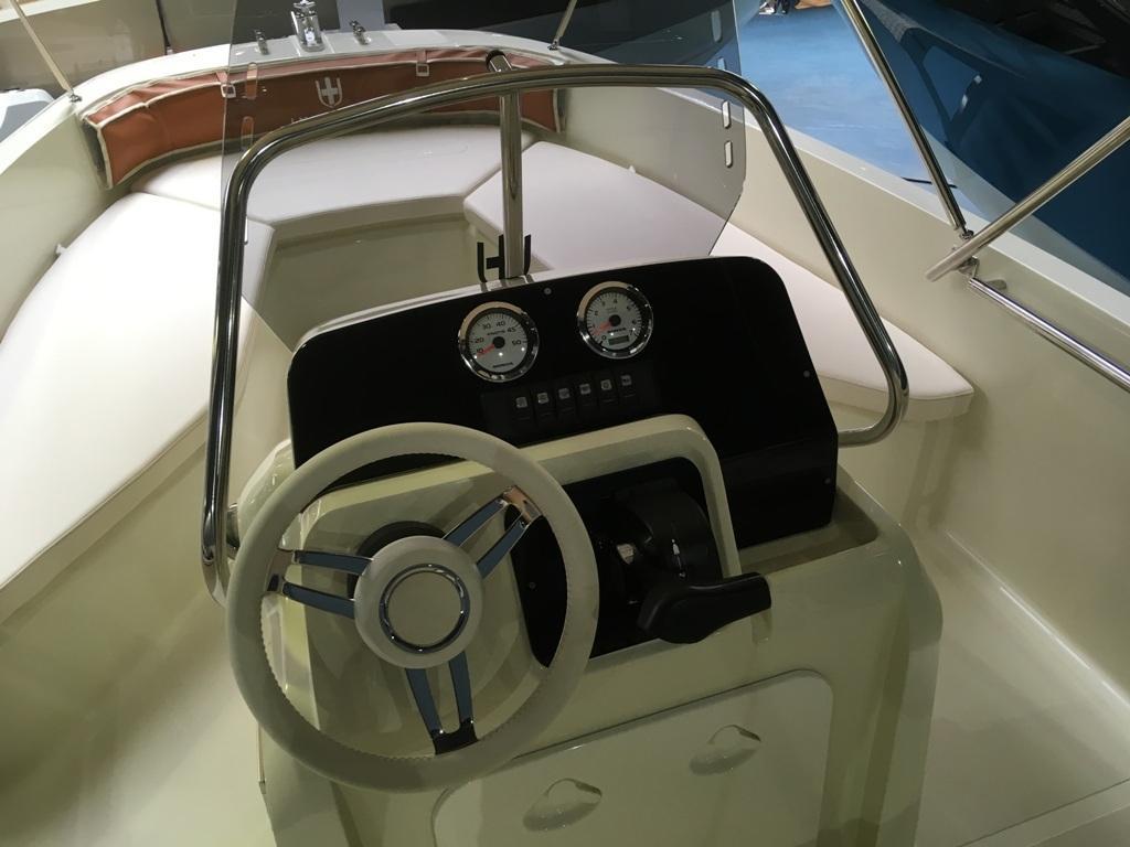 Invictus 190 fx console met Mercury 100 pk ZOMERAANBIEDING! 9