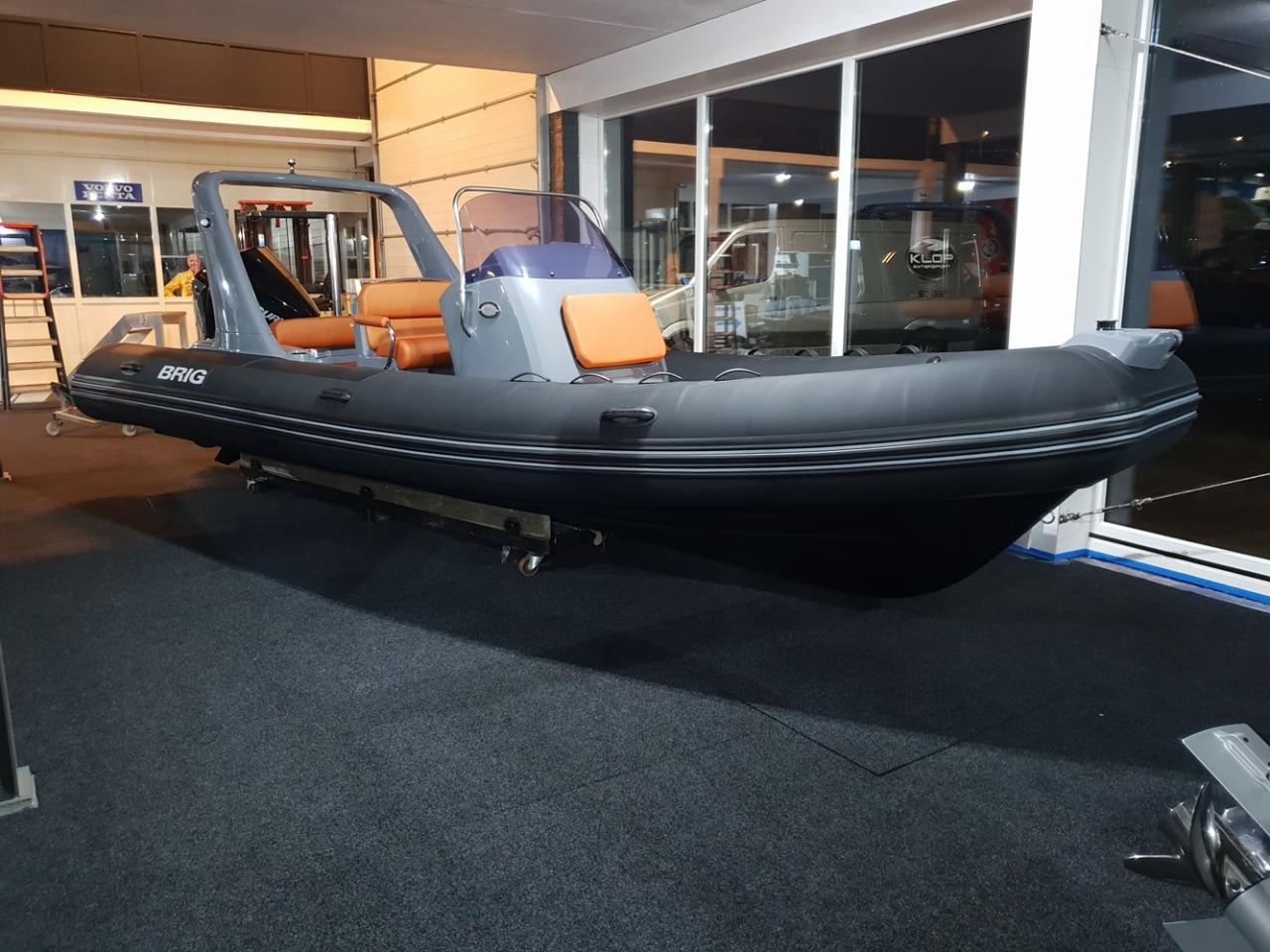 Brig Eagle 650 rib met Mercury Verado 225 pk 1