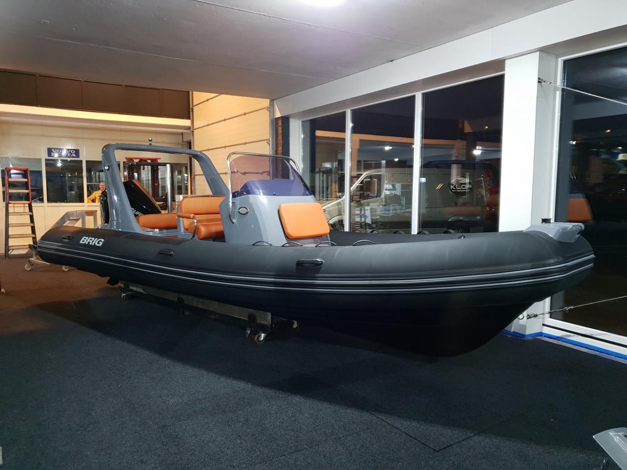 Brig Eagle 650 rib met Mercury Verado 225 pk 3