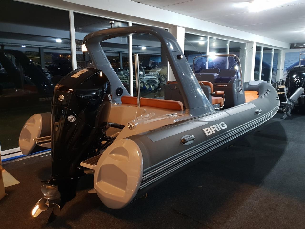 Brig Eagle 650 rib met Mercury Verado 225 pk 2